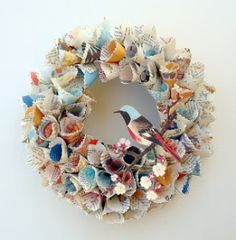 The Art Of Up-Cycling: Recycled Magazine Crafts,Inspiring Ideas to Upcycle Old Books, Magazines and Papers