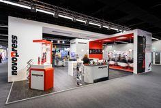 Novopress GmbH Referenzbeispiel zur ISH, Frankfurt 108m²