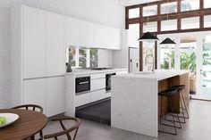 paddington terrace renovation sydney kitchen - Google Search