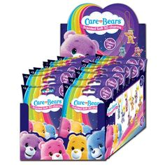 Care Bears 15087 Scented Danglers Charms Blind Bags, Display Box of 16 Care Bears, Justice Toys, Hello Kitty Makeup, Birthday Care Packages, All Disney Princesses, Unicorn Balloon, Presents For Boys, Blinde, Doll Clothes Barbie
