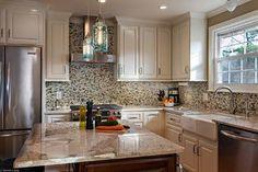 raised ranch kitchen layout | 22,989 70's ranch Kitchen Design Photos