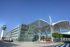 Top 10 Best Airports in the World | Luufy #MunichAirport, Germany