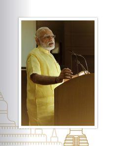 'Prime minister Narendra Modi's address at SAMVAD | Global Hindu-Buddhist Initiative