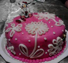 Hello kitty cake for Mila