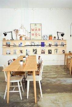 Stop for a coffee at Hello Kristof cafe, pictured here ©️️ Hello Kristof