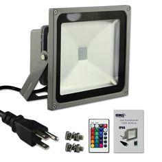 New Esco-Lite 20W aluminum LED Floodlight Spotlight for outdoor waterproof #Escolite