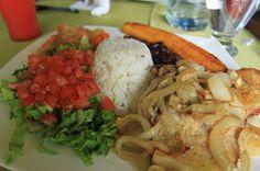 rio celeste restaurant casado   - Costa Rica