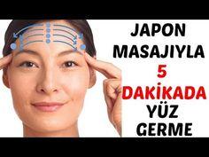 JAPON MASAJIYLA AMELİYATSIZ Yüz Germe - YouTube Facial Yoga, Facial Massage, Yoga Fitness, Health Fitness, Braut Make-up, Beauty Advice, Japan, Health And Beauty, Fitness Inspiration