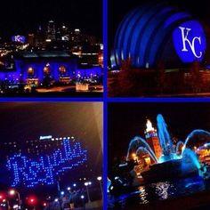 KC celebrates the Royals 2014 season with style!!