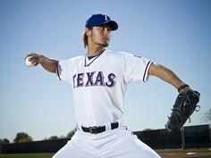 Yu Darvish Texas Rangers MLB