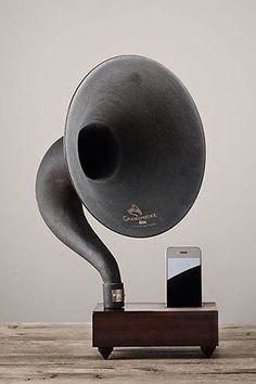 Grammofono moderno