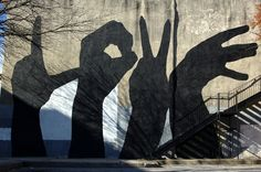 Street Art Utopia LOVE