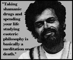 The Treasure Chest: Terence McKenna