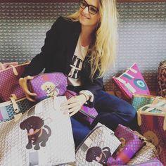 Bolsas e necessaires Flavia Carvalho Pinto