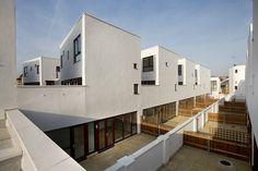 DONNYBROOK QUARTER, London, 2006 - Peter Barber Architects