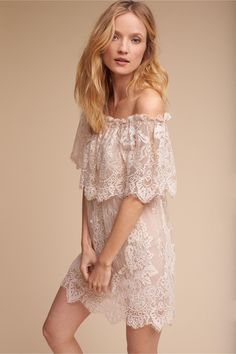BHLDN Isla Chemise in Shoes & Accessories View All Accessories | BHLDN