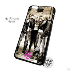 R5 Band Phone Case For Apple, iphone 4, 4S, 5, 5S, 5C, 6, 6 +, iPod, 4 / 5, iPad 3 / 4 / 5, Samsung, Galaxy, S3, S4, S5, S6, Note, HTC, HTC One, HTC One X, BlackBerry, Z10