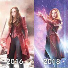 Beautiful edit Credit @realityavengers #marvel#scarletwitch