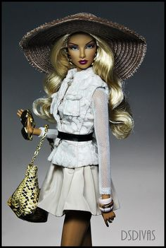 Elusive Creature Natalia Fatale Urban Safari Collection. | Flickr - Photo Sharing!