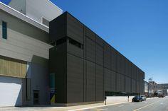 VMZINC Corrugated panel