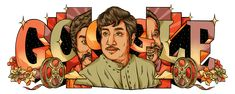 Sivaji Ganesan's 93rd Birthday Google Doodles, Birthday, Photo Galleries, Anniversary, Actors, Celebrities, Gallery, Birthdays, Celebs