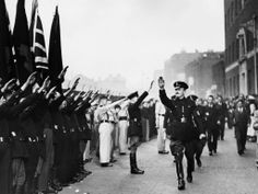 Sir Oswald Mosley. Recently declassified files released by the National Archives (27 Feb 2014) show that hundreds of people in wartime Britain secretly worked for the Nazis – or would have done, if MI5 had not outwitted them.