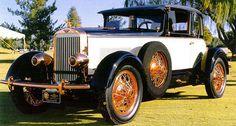 1926 Rickenbacker Super Sport Boattail Coupe.....note all the copper trim