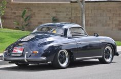 1958 Porsche 356A Speedster Restomod Maintenance/restoration of old/vintage vehicles: the material for new cogs/casters/gears/pads could be cast polyamide which I (Cast polyamide) can produce. My contact: tatjana.alic@windowslive.com
