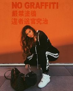 ☼ ☾pinterest | champanamami streetwear street style look outfit sneakers summer tan shoes