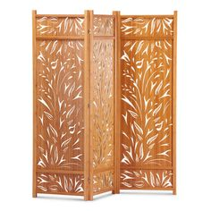 Greenington Fine Bamboo Furniture features a quiet moment hidden away in the elegance of The Lilac and Lily Screens. An appealing panel design combining the warmth of caramelized tones with clean lines, the Lilac Screen is a simple, classic room separator. The Lily Screen creates openness...