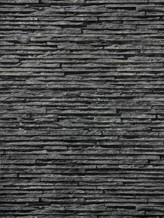 3D GREY BLACK ASH SLATE BRICK TEXTURED MURIVA FEATURE DESIGNER WALLPAPER J27609 | eBay