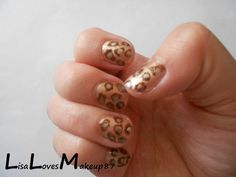Cheetah/Leopard Inspired | LisaLovesMakeup87