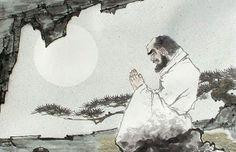 Bodhidharma è un personaggio che gli studenti di Shaolin (ma in generale gli studenti di qualunque stile di Kung Fu) non possono non conoscere. Studiare il Kung Fu significa anche conoscerne le origini, sapere che gli albori dell´arte si confondono tra storia e leggenda e che Bodhidharma si accomoda al confine tra reale e fantasia.