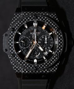 Fancy | Hublot UNICO All Carbon Watch