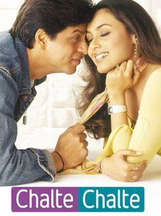 Shahrukh Khan and Rani Mukherji - Chalte Chalte (2003)