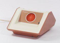 Vintage Space Age Panasonic AM/FM Radio