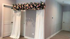 DIY-Boxwood hedge backdrop - Sites new Diy Wedding Backdrop, Wedding Stage Decorations, Wedding Wall, Diy Backdrop, Backdrop Decorations, Home Wedding, Backdrops, Decor Wedding, Backdrop Design