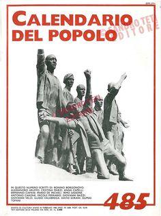 Il Calendario del Popolo n° 485, 1986