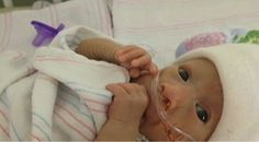 JESUSCARITASEST.ORG: AMERICA : MIRACLE BABY BORN AT 9 OUNCES HEALTHY
