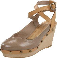 Susanne wedge sandals, Calvin Klein Jeans shoes