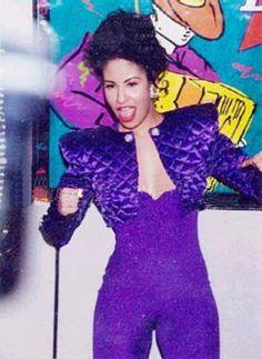 Selena Quintanilla At Award