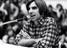"""""""Revolution is not a short act, where something happens once and then everything is different. Revolution is a long complicated process, where one must become different."""" Rudi Dutschke (1940-1979)"""