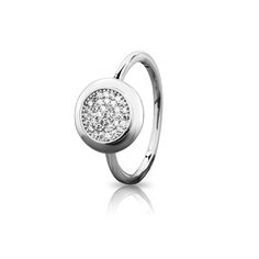 925 Sterling Silver Rings with Full Crystal //Price: $9.95 & FREE Shipping //     #stylish #cute