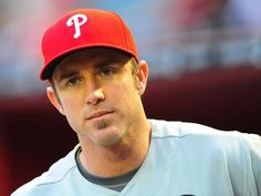 Chase Utley - so happy this beautiful man is back playing baseball in Philly