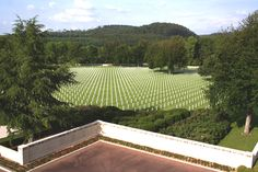 EPINAL AMERICAN CEMETERY AND MEMORIAL, FRANCE. The Epinal American Cemetery and Memorial in France, 48.6 acres in extent, is sited on a plateau 100 feet above the Moselle River in the foothills of the Vosges Mountains. It contains the graves of 5,255 of our military dead, most of whom lost their lives in the campaigns across northeastern France to the Rhine River and beyond into Germany. The cemetery was established in October 1944 by the 46th…