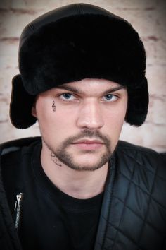 Russian Arctic Fur Hats for winter Aviator Hat, Mens Fur, Ear Hats, Trendy Collection, Russian Fashion, Hats For Men, Warm And Cozy, Cold Weather, Headpiece
