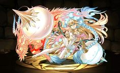Character Inspiration, Character Art, Character Design, Puzzles And Dragons, Monster Strike, Creature Concept Art, Female Characters, Love Art, Magick
