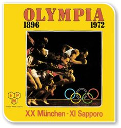 Olympia 1896-1972 Olympia, Musicals, Comic Books, Artist, Olympic Games, Magick, Picture Cards, Comic Strips, Artists