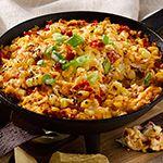 Fire Roasted Corn and Chorizo Dip