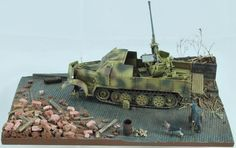 TRACK-LINK / Gallery / Sd.Kfz.7/2